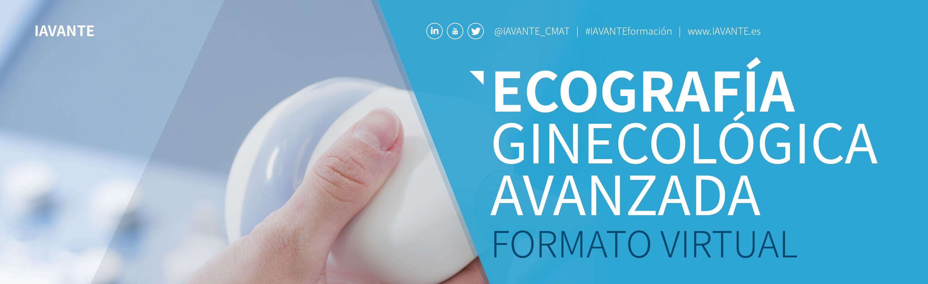 Ecografia Ginecologica Avanzada Formato Virtual