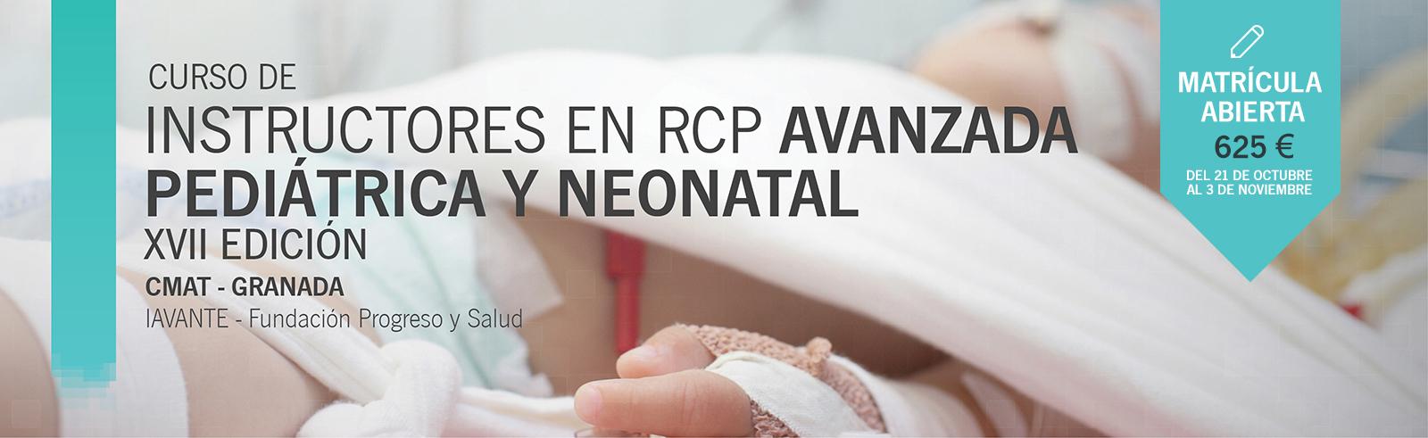 curso instructores rcp pediátrica y neonatal