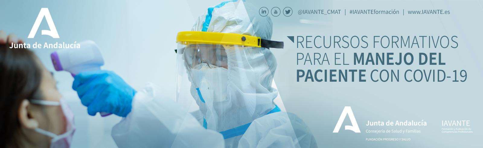 Recursos Formativos para el Manejo del Paciente con COVID-19