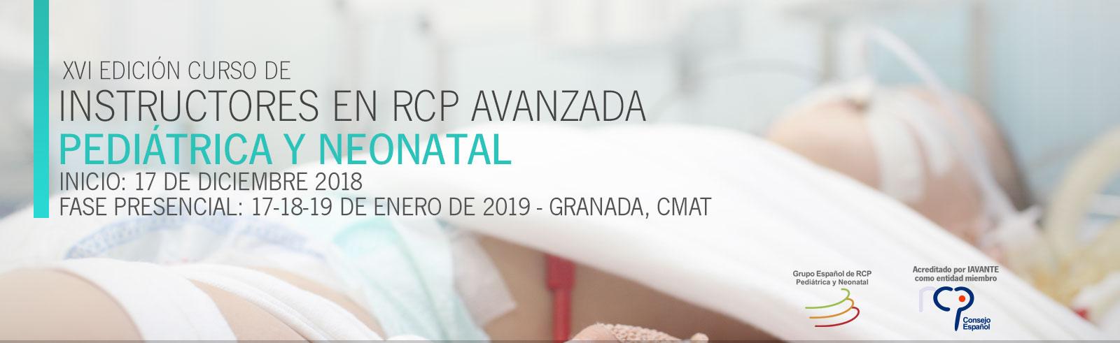 Instructores en Reanimación Cardio-Pulmonar avanzada pediátrica y neonatal