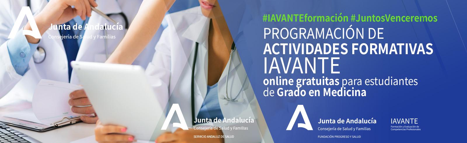 Formación Grado Medicina Málaga